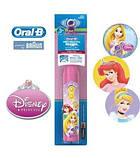 """Електрична дитяча зубна щітка на батарейках """"Oral-B"""" незнімна насадка TP0021, фото 6"""