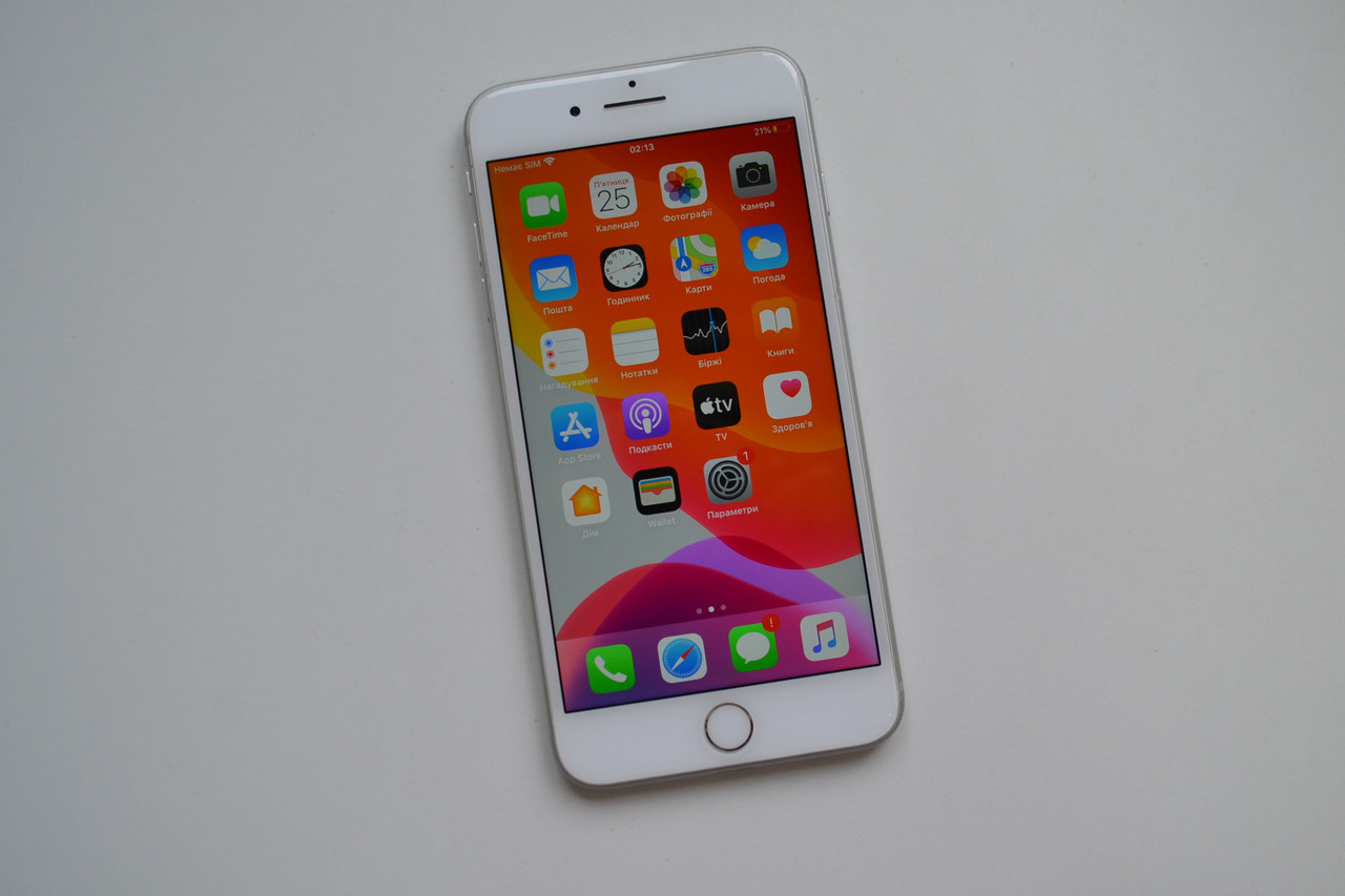 Apple Iphone 8 Plus 256Gb Silver Neverlock Оригинал!
