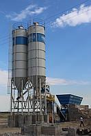 Бетонный завод Компактный БСУ C100 TWN-PLUS (100m³/h) Promax / Промакс.