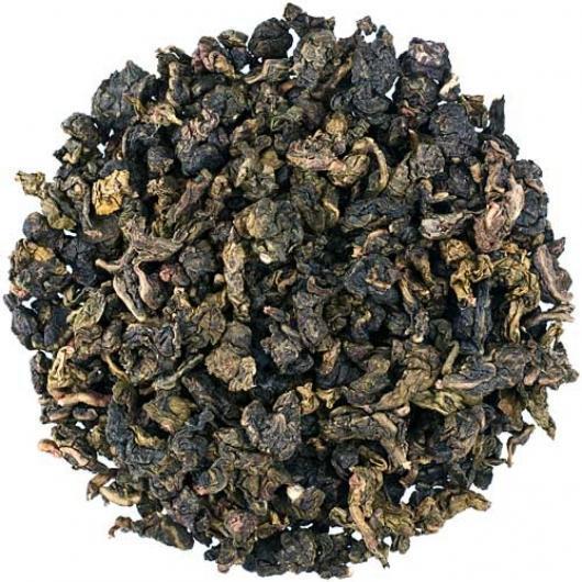 Чай зеленый Китайский Оолонг з ароматом молока крупно листовой Tea Star 100 гр Китай