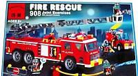 908 Брик Пожарная серия