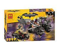 Конструктор Разрушительное нападение Двуликого 10738  Batman