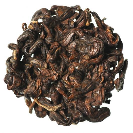 Чай черный Китайский  Красная улитка крупно листовой Tea Star 50 гр Китай