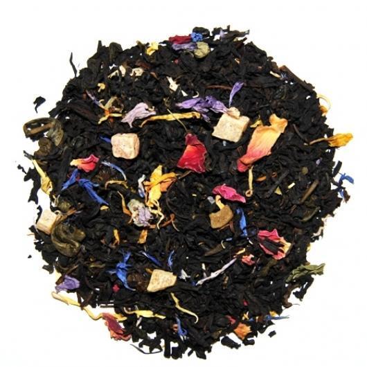 Черный Чай  1002 Ночи крупно листовой Tea Star 250 гр Германия