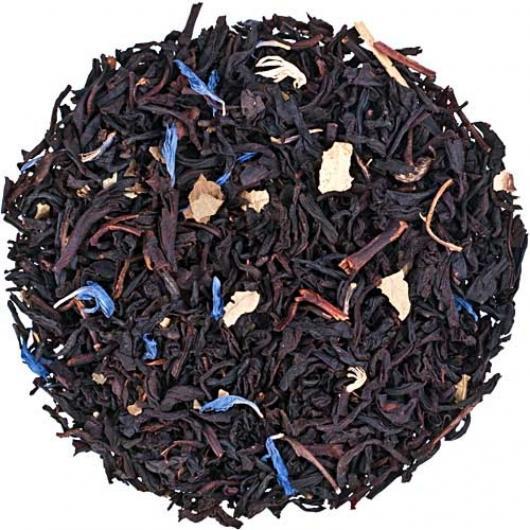Чай черный Аромат шампанського премиум крупно листовой Tea Star 100 гр Германия