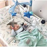 Мобиль на кроватку с проэктором электрический музыкальный ТМ Canpol Babies, фото 3