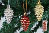 Набор елочных украшений (4), 6см
