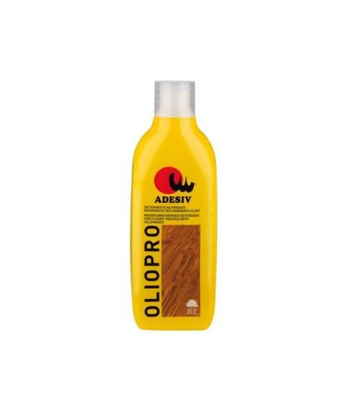 Cредство по уходу за паркетом покрытым маслом Oliopro Adesiv (Адезив)