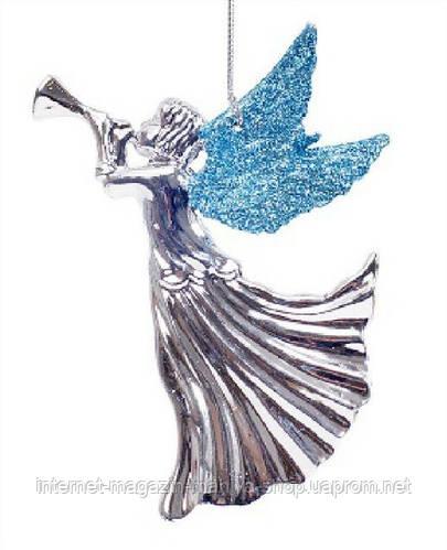 Елочное украшение Ангел, 13см
