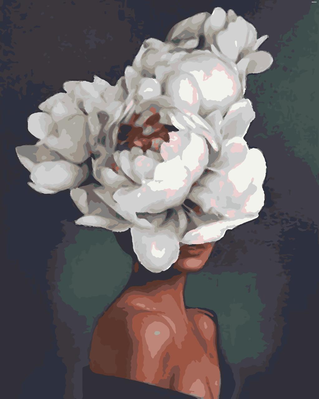 """Набір для розпису """"Квітка"""" (RB0018)"""