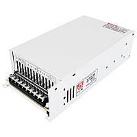 Импульсный блок питания S-600-48, 48V, 12.5А, 600W