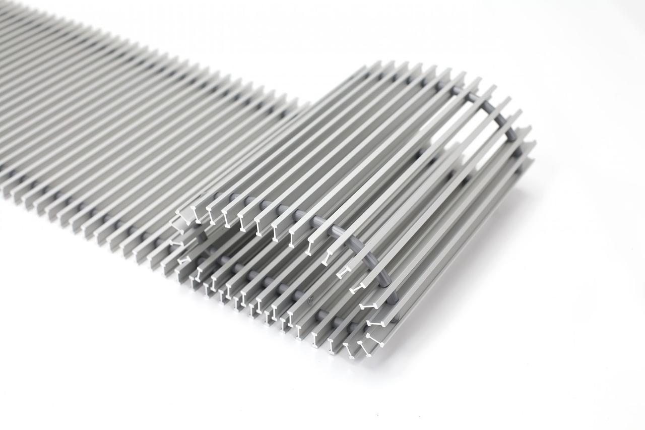 Декоративная алюминиевая решетка Polvax™ 360 x 1500