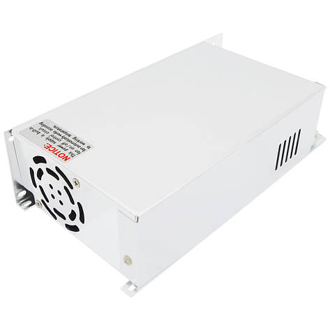 Импульсный блок питания S-500-36, 36V, 14А, 500W, фото 2