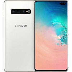 Смартфон Samsung Galaxy S10 Plus SM-G975 DS 1TB Ceramic White (SM-G975FCWH)