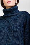 Женский вязаный свитер, фото 3