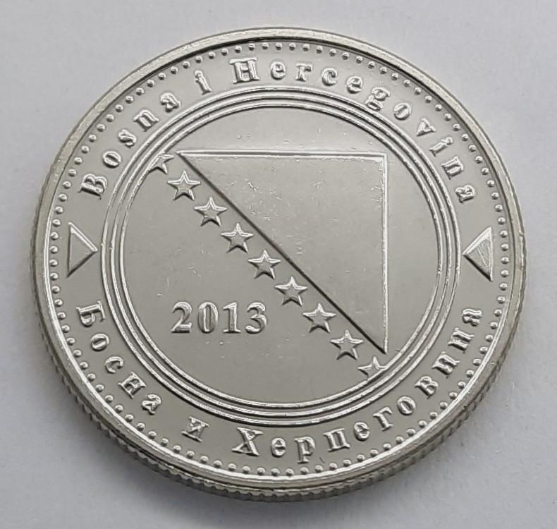 Боснія і Герцеговина 5 фенингов 2013