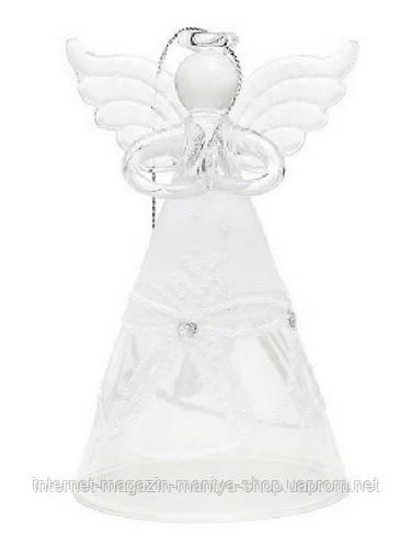 Елочное украшение Ангел,12см