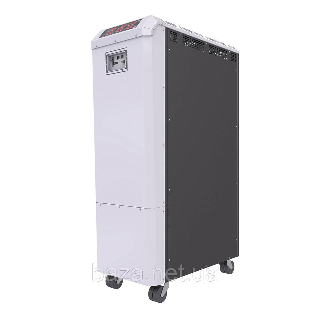 Трехфазный стабилизатор напряжения ГЕРЦ-ПРО У 36-3/100 v3.0