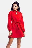 Короткое женское платье Limo, красный