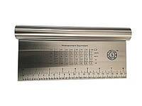 Шпатель с разметкой 22 см