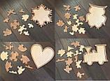 Пазлы деревянные  Сердечко, фото 3