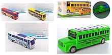 Автобус інер-й, 2 види, в слюді арт 828-1/8339.