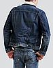 Зимняя джинсовая куртка Levis Trucker - Lucky Town (L), фото 2