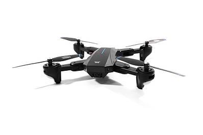 Квадрокоптер Shuttle Uav Aircraft S9 c WiFi камерой 4к Черный 184390