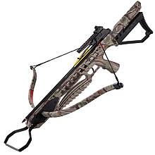 Арбалет винтовочного типа Man Kung XB21GC, комплект