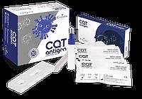Экспресс-тест на антиген CAT Antigen-Schnelltest (10 шт.) Casada (Германия)