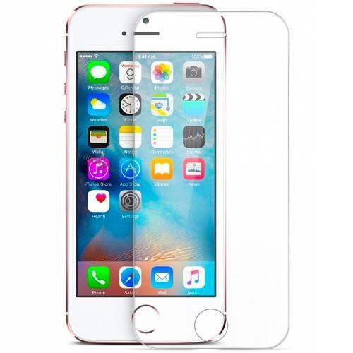 Захисне скло 2.5D для iPhone 5 5S 5C SE
