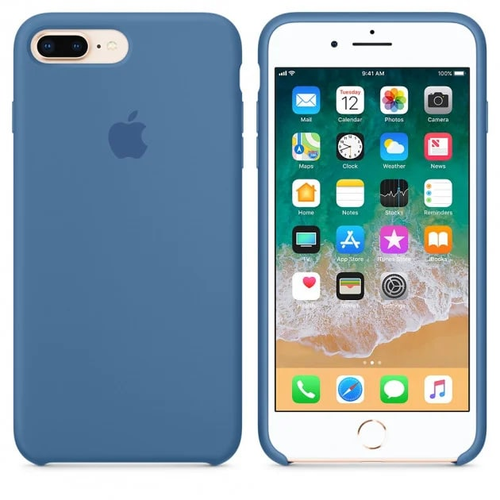 Чохол Silicone Case iPhone 7+ 8+