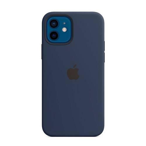Чохол Silicone Case full cover iPhone 12 Mini