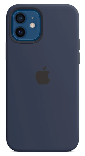 Чохол Silicone Case full cover iPhone 12/12 Pro