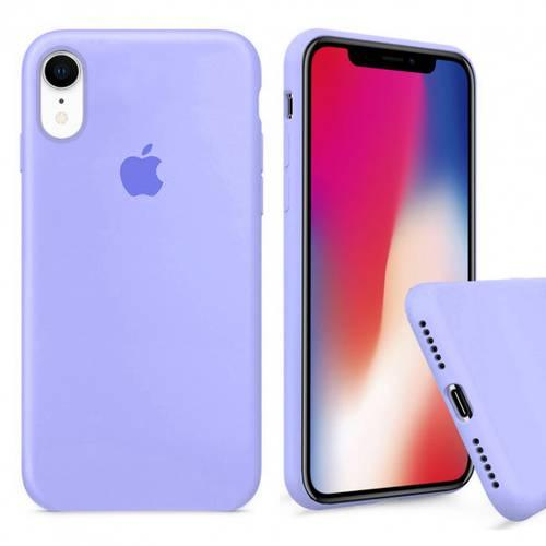 Чохол Silicone Case full cover iPhone Xr
