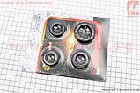 Сальник двигателя к-кт 4шт (27x42x7; 19,8x30x5; 16,4x30x5; 20x32x6) на скутер 4т, фото 2