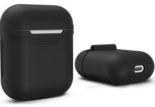 Силіконовий чохол на AirPods (з'єднаний пластик)