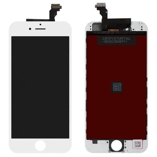 Дисплей для iPhone 6, білий - оригінал