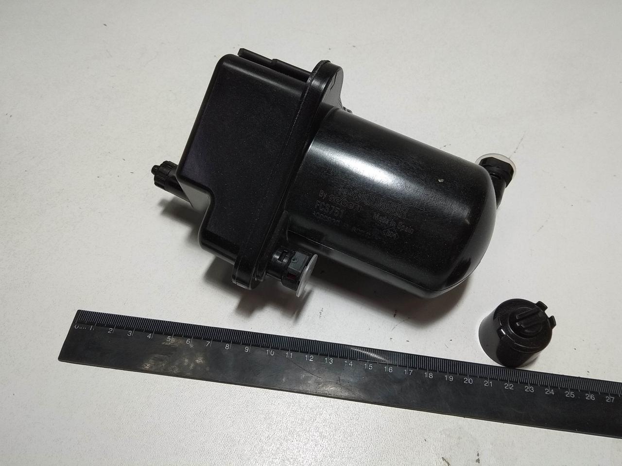 Фильтр топливный Clio 1.5 dCi, RENAULT (164000890R)