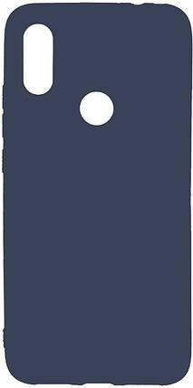 Чехол-накладка TOTO 1mm Matt TPU Case Xiaomi Redmi 7 Navy Blue #I/S, фото 2