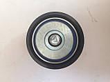 Ролик обводной нижний короткий на двигатель Cummins ISF 2.8, фото 3