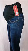 Джинси жіночі для вагітних на ФЛІСІ, розмір 26,28,29,30,31,33, фото 1