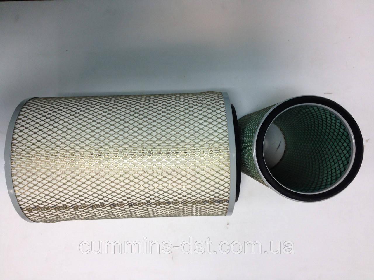 Фильтр воздушный на погрузчик ZL50E