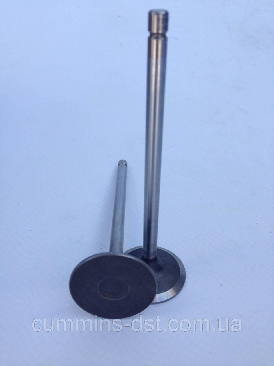 Клапан впускной для двигателя Cummins ISF 2.8