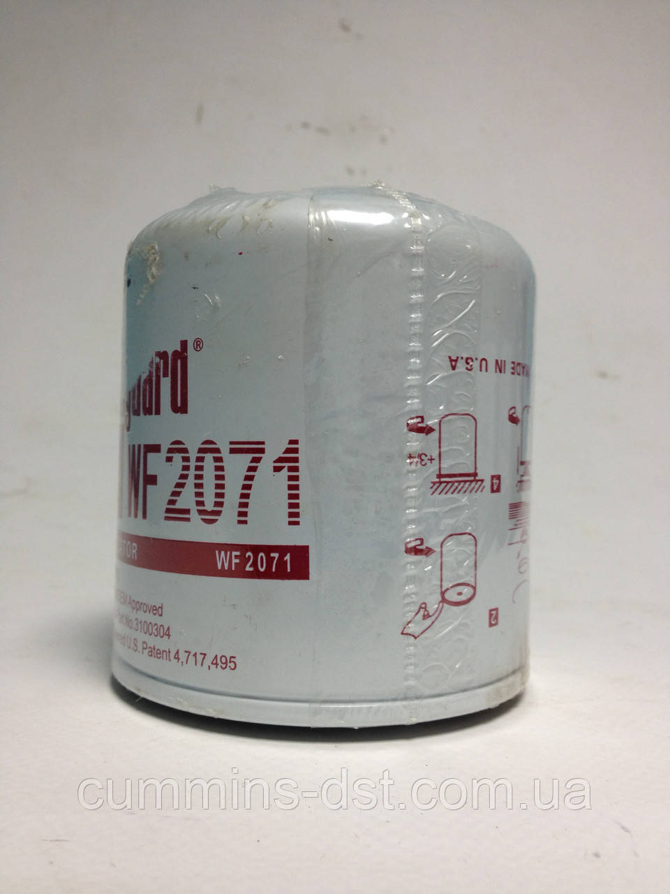 Фильтр коррозии Fleetguard WF2071 Cummins NT855