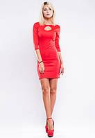 Платье с вырезом-капелькой на груди Айлин, фото 1
