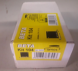 Багажник для Honda CR-V Amos Beta Кit 104 Aero, фото 4