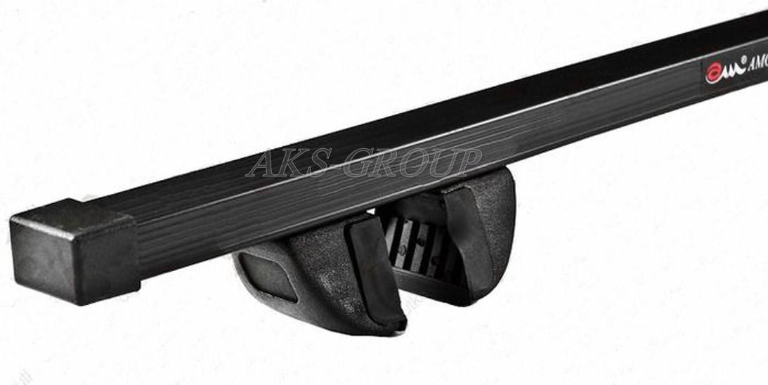 Автобагажник Amos Futura сталеві балки