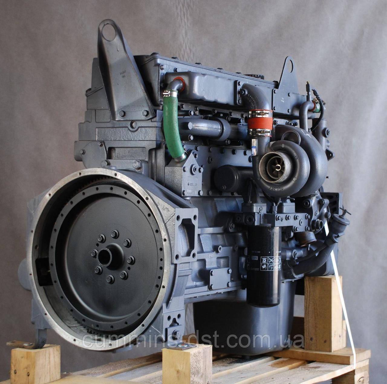 Двигун Cummins M11-250hp