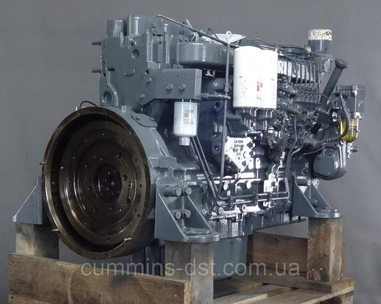 Двигатель Б/У Liebherr D 926 TI-E
